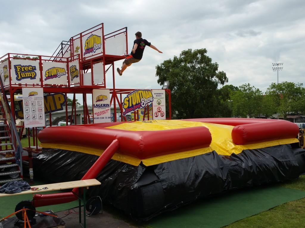 Big American Stuntshow