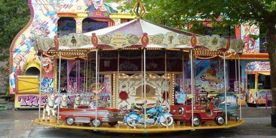 Carrousel de La Karin.