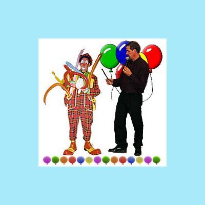 Kindershow Fred en Miko Deze kindershow is het eindprodukt van jarenlange ervaring.