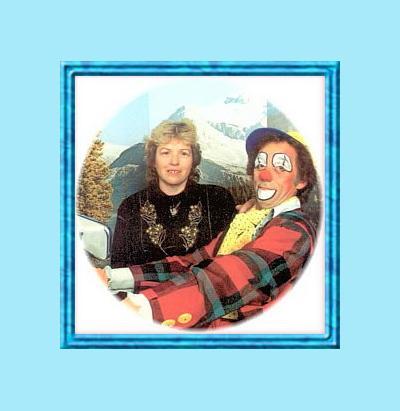 Kindershows Joke en clow Miko In dit lachen-gieren-brullen programma.