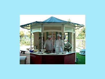 Deze kraam leent zich uitstekend voor: Braderieën tuinfeesten personeelsfeesten kinderfeesten en schoolfeesten.